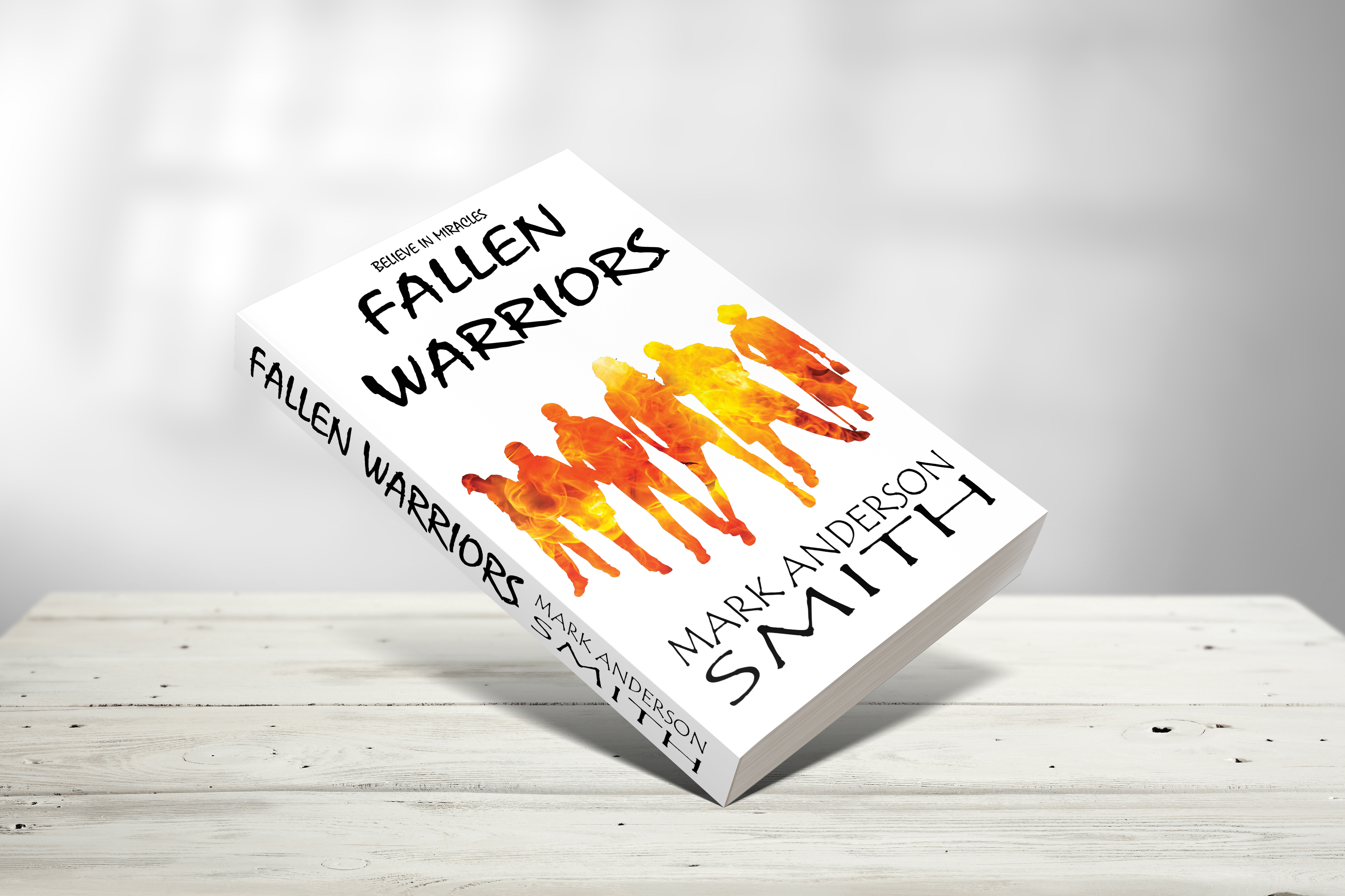 Fallen Warriors Book