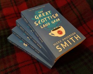 Image of paperback The Great Scottish Land Grab