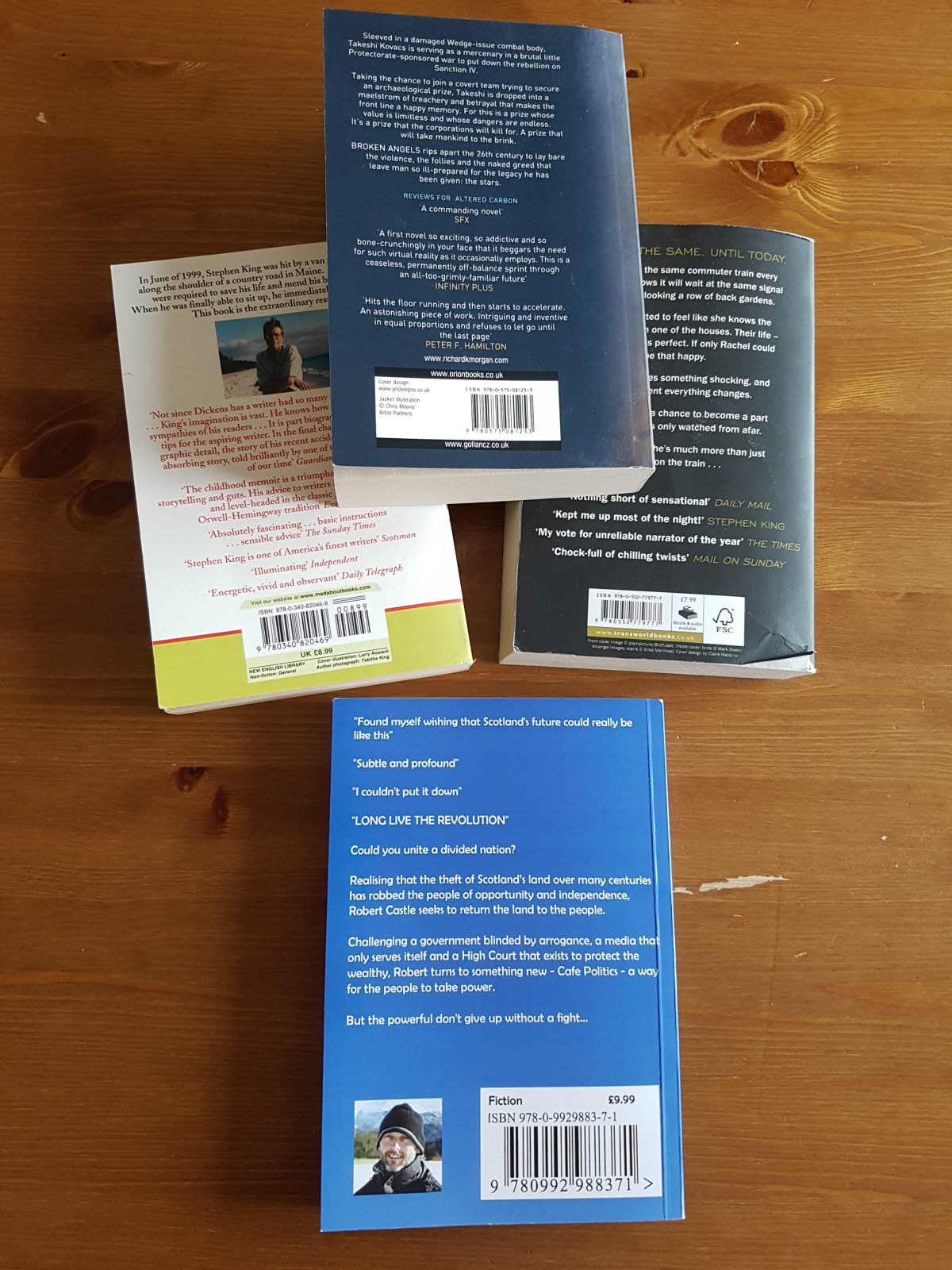A professional barcode for your book