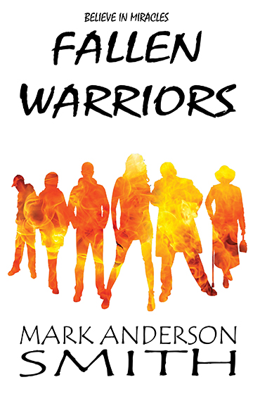 Cover of novel Fallen Warriors by Mark Anderson Smith